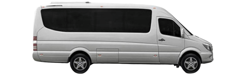 Mercedes Bus 20 Seats