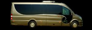 Mercedes Luxury Bus 19 Posti